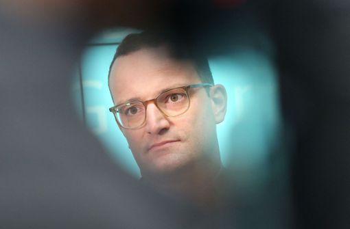 Spott über Video von Jens Spahn