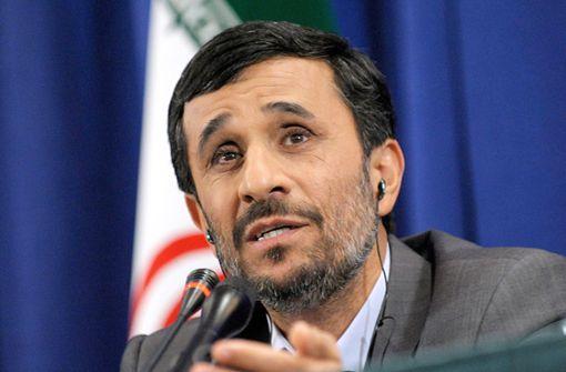 Ahmadinedschad schlägt sich auf die Seite von Serena Williams