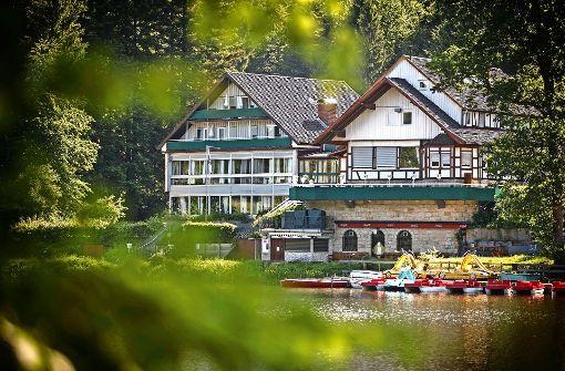 Aus Wirtshaus wird  Hotel Reich am Ebnisee