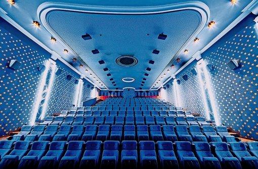 Im Blue Star sind die Kinogänger durch das Soundsystem Dolby Atmos von einer nahtlosen Klangkulisse umgeben Foto: