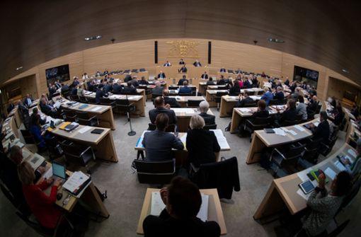 Landtag kämpft um seine Kompetenzen