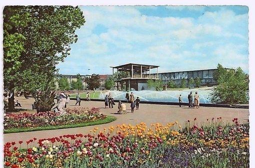 ... ihrer Station Ende der 1960er Jahre. Foto: Ekbiw Wi