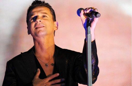 Depeche Mode haben den Blues