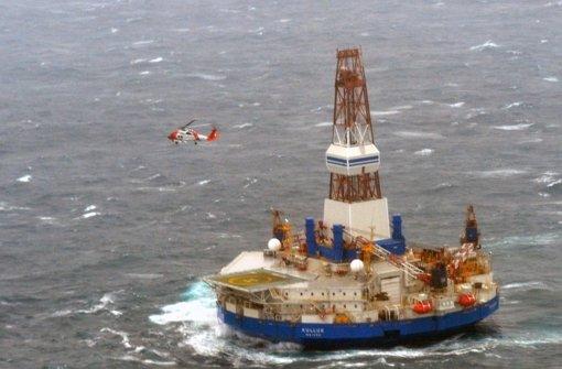 Umstrittenes Arktis-Projekt gestoppt