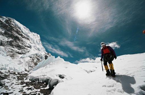 """""""Mein Sherpa hat dauernd gebetet"""""""