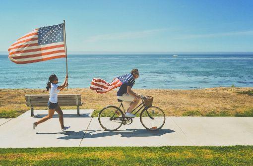Fahrradtour durch Los Angeles