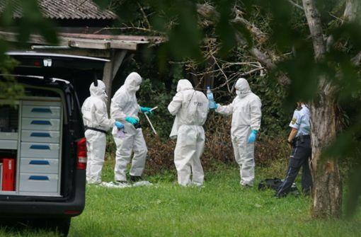 Wie das Polizeipräsidium in Ulm bestätigt, haben Beamten am Donnerstagmittag eine Leiche gefunden. Foto: SDMG