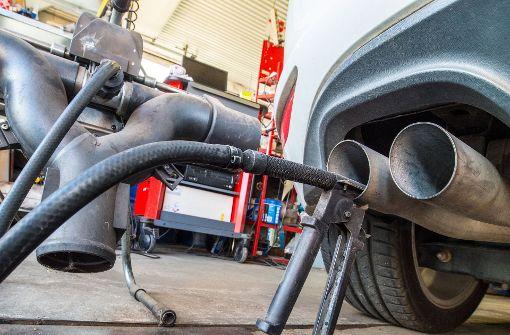 Minister erwägen Diesel-Nachrüstung