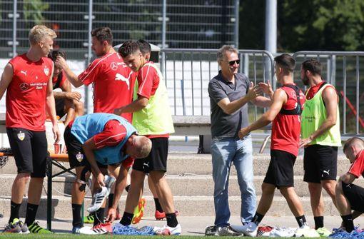 Wie Michael Reschke das Pavard-Video beim VfB initiierte