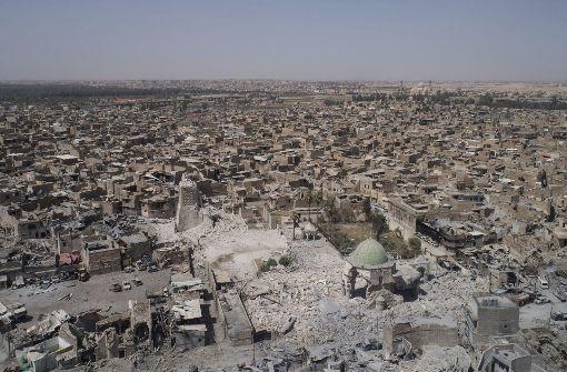 Vier deutsche Frauen im Irak in Haft