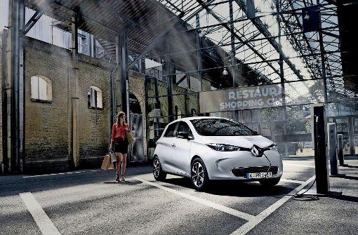 Prämie für E-Autos nur wenig gefragt