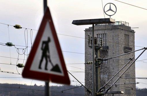 Die Bauarbeiten für Stuttgart 21 stocken – das Projekt hat eine Finanzierungslücke von 1,2 Milliarden Euro. Foto: dapd