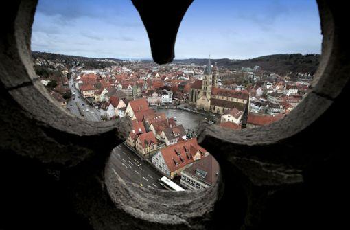 Anziehungspunkt Esslinger Altstadt