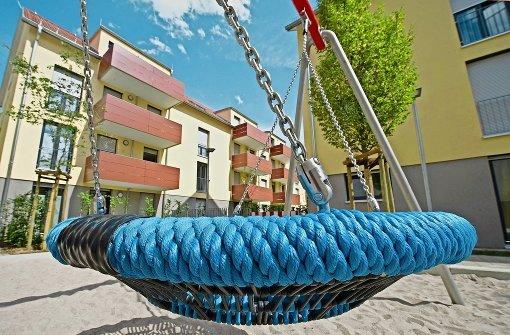 Stadt will deutlich mehr Sozialwohnungen