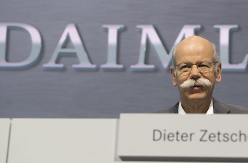So hat der Daimler-Chef sein eigenes Erbe beschädigt