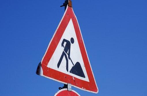 Büchsenstraße ist gesperrt