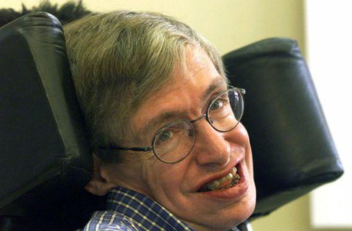 Hawking soll neben Newton und Darwin beigesetzt werden
