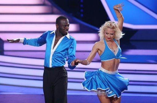 Tanzen mit Hans Sarpei, Sylvie und Co.