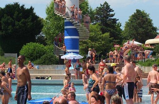 Badepark Ellental öffnet am 1. Mai