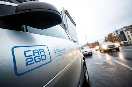 Car2go steigert seine Kundenzahl erneut