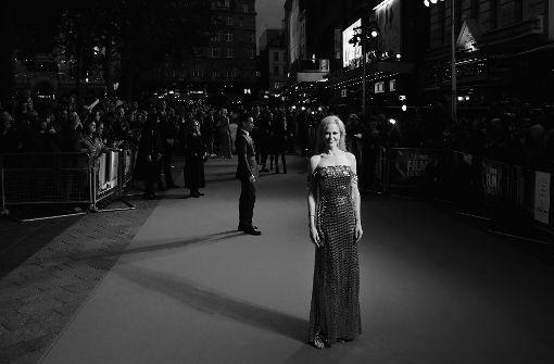 ... und vor den Fotografen.  Foto: Getty Images