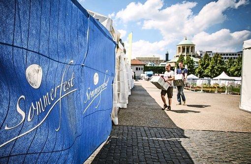 Ein Hauch Karibik zum Sommerfest