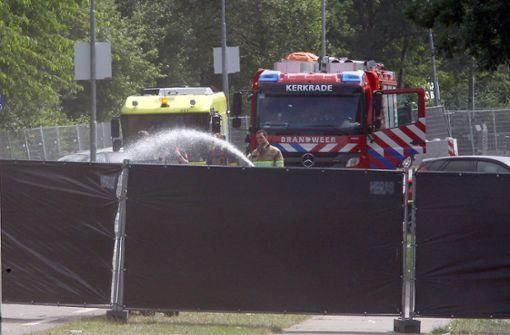Unfall nach Festival - Polizei nimmt Verdächtigen fest