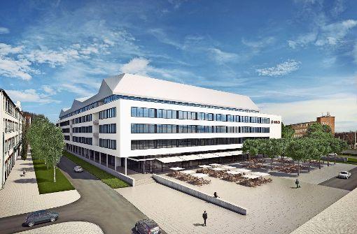 Bosch baut Bürogebäude für 90 Millionen Euro