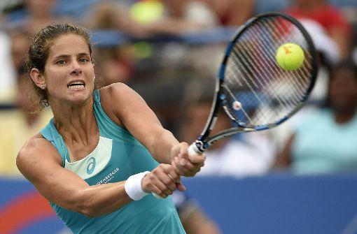 Tennisspielerin Julia Görges verpasst Turniersieg