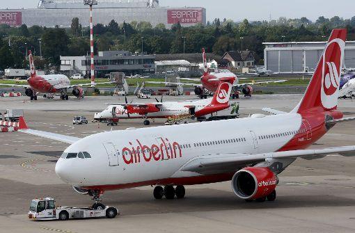 34 Flüge fallen am Flughafen Stuttgart aus