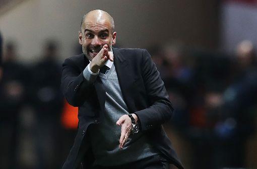 """Guardiola macht alles falsch"""