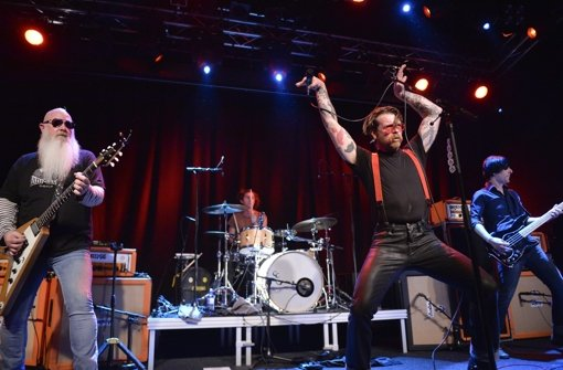Eagles of Death Metal sind zurück
