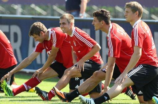 Lahm und Müller verlängern Verträge
