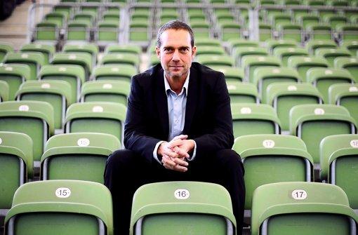 Bringt die deutschen Tennisherren wieder auf Kurs: Daviscup-Kapitän Carsten Arriens Foto: dpa