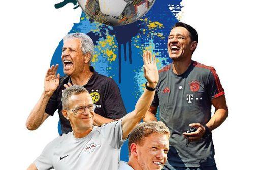 Die Liga-Spitze im Umbruch
