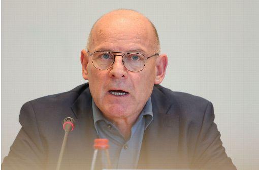 Verkehrsminister Winfried Hermann (Grüne) ist wenig erstaunt über die neuesten Nachrichten zu Stuttgart 21. Foto: Lichtgut/Leif Piechowski