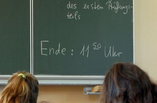 Prüfungsaufgaben kursieren im Internet