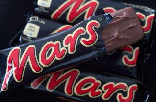 Mir geht das Geschrei am  Mars vorbei