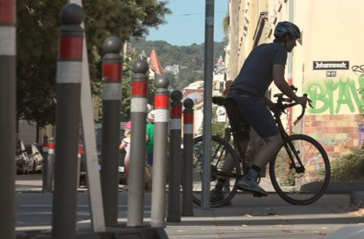 Deshalb ist Stuttgart keine Fahrradstadt
