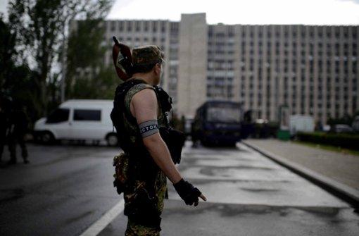 OSZE-Beobachter offenbar frei