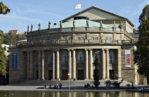 Glänzende Kunst und marode Technik im Opernhaus Stuttgart