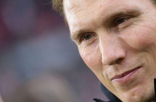 """""""Er steht ja noch auf dem Lohnzettel des VfB"""""""