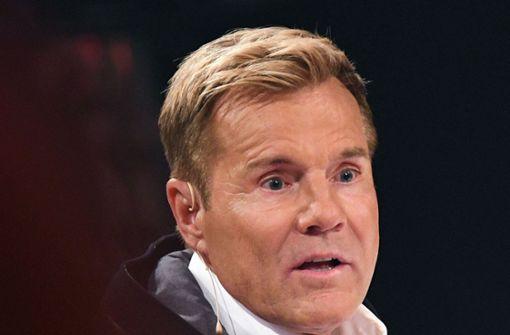 Dieter Bohlen erntet Kritik für Pulli-Aufschrift