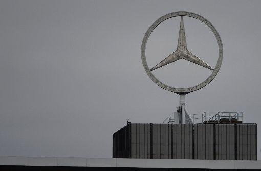 Daimler wird zu Rückruf von 134.000 Autos aufgefordert