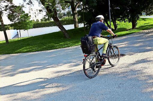 Fußgänger fühlen sich durch Radler gefährdet