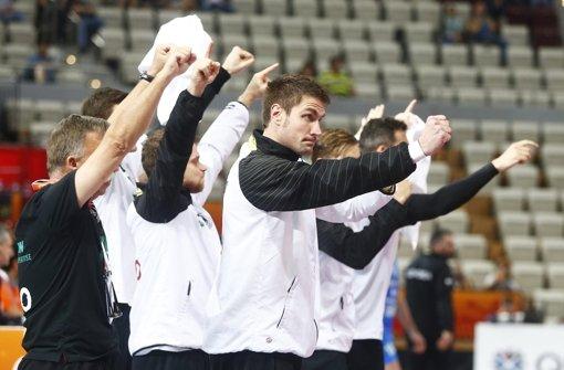 Handballer erreichen WM-Platz sieben