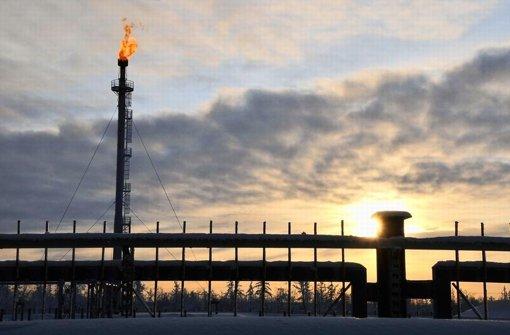 EnBW wollte mit Gazprom anbandel