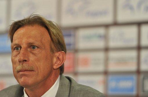 Christoph Daum war sowohl Trainer beim 1. FC Köln als auch beim VfB Stuttgart. Foto: dpa