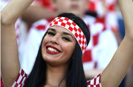 Dieser Fan verzückt ganz Kroatien