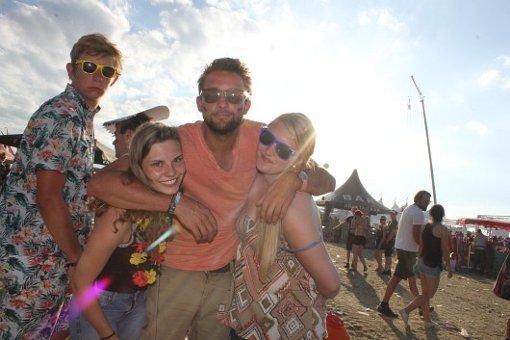 Southside: Große RocknRoll-Party